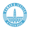 Kamar and Jessica